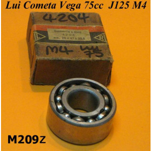 High quality crankshaft bearing (4 speed engines / chain side)