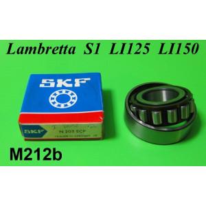 Crankshaft needle bearing N205 Lambretta S1 LI