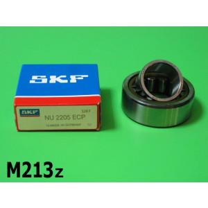 High quality crankshaft needle bearing NU2205 GP / DL 200
