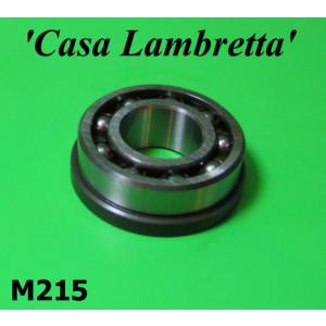 Special rear hub axle bearing