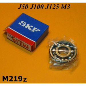 Drive side crankshaft bearing 6303 Lambretta J50 + Cento + J125 (3 speed engines)
