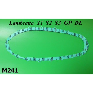 Engine sidecasing gasket Lambretta S1 + S2 + S3 + SX + DL / GP