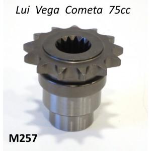 13T front sprocket for Lambretta Lui Vega Cometa 75cc