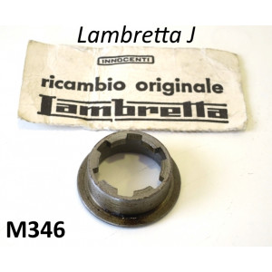 Splined top cap washer for front cush drive sprocket assembly Lambretta Cento + J 125 + Starstream