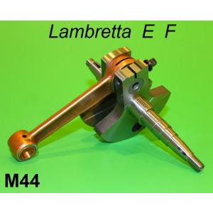 Complete crankshaft Lambretta E F