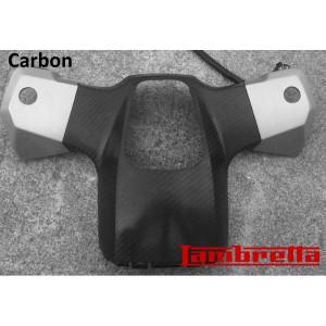 Carbon handlebar top for Lambretta V-Special 50 - 125 - 200