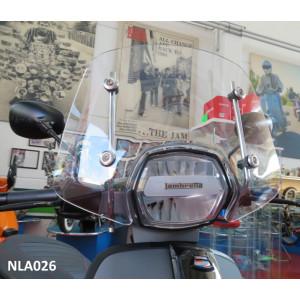 High quality Casa Performance Sports screen for Lambretta V-Special (Transparent)