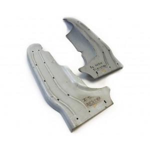 NOS rear footboards Innocenti Lambretta S1 + S2 + TV2