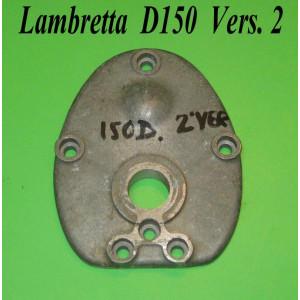 Original NOS engine kickstart cover Lambretta D150 2nd. Vers.