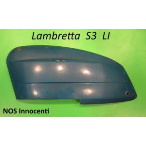 ORIGINAL NOS Innocenti left hand sidpanel for Lambretta LI S3