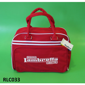 Rimini Lambretta Centre 'Soul Bag' (red)