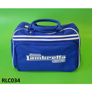 Rimini Lambretta Centre 'Soul Bag' (blue)