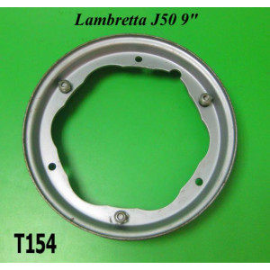 "9"" inch wheel rim for Lambretta J50 models"