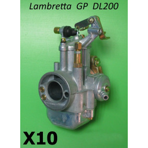 Jetex 24mm carb (SH2 type) for Lambretta DL / GP200