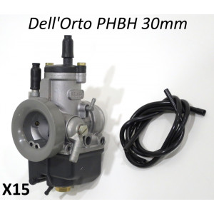 RUBBER mount Dell'Orto PHBH 30mm carburettor