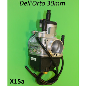 SPECIAL OFFER! SOLID mount Dell'Orto PHBH 30mm carburettor for Lambretta 200 / 225cc