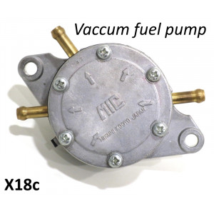 Vacuum presure petrol fuel pump for all tuned engines