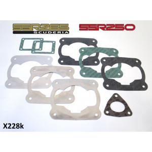 Complete gasket set for Casa Performance SSR250 + SSR265 Scuderia + SST265 kits