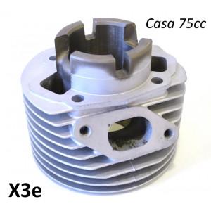 Casa75 replacement barrel ONLY for Lambretta Lui + J 50cc