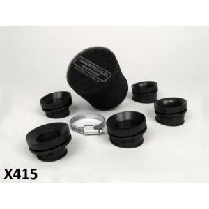 Air filter BGM Marchald d.100x85mm black sponge