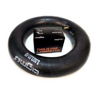 """BGM 45° Valve - 10"""" tyre inner tube Lambretta + Vespa"""