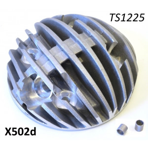 Casa Performance 'Radiale' finned cylinder head for TS1 225 + RB22 (standard sparkplug position)