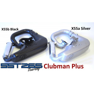 Complete 'Clubman Plus' exhaust for Casa Performance SST265