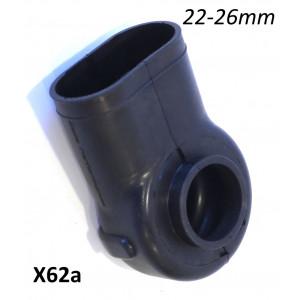 Casa Performance MaxiFlow airhose for Dell'Orto PHBL 25mm-26mm carburettors (+ similar)
