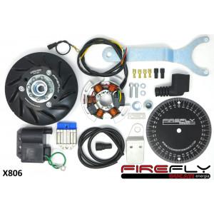 Ducati 'Firefly' 12v 90w electronic ignition kit for 'smallframe' Lambretta models