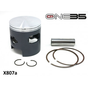 Complete piston for Casa Performance One 35 cylinder kit for Lambretta Vega + J