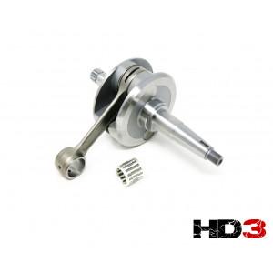 Casa Performance HD3 complete crankshaft for Lui 50C/CL + J125 M3 3 speed engine casings
