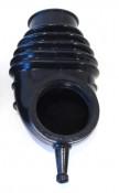 """BGM rubber manifold """"Armadillo"""". Diam. 50mm for Lambretta S1 + S2 + TV2 + S3 + TV3 + Special + SX + DL + Serveta"""