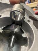 Casa Performance HD4 STROKER - 50mm Long Stroke crankshaft for Vega + Cometa + J125 M4 Starstream