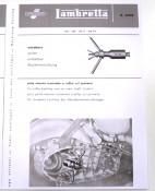 Original NOS Innocenti tool for cluster roller bearing bush Lambretta S1 + S2 + S3 + TV3 + Special + SX + DL + Serveta