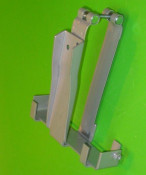 Battery tray bracket for frame Lambretta D150