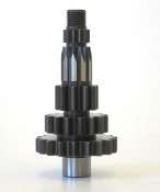 Special perfect-ratio gear cluster Lambretta for Lui 50 + J50 models