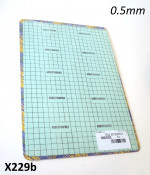 High quality 0.5mm thickness sheet of gasket paper (sheet size: 235mm x 335mm)