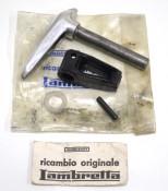 Original NOS Innocenti right sidepanel lever Lambretta S3 + Special + SX + TV3