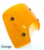 High quality Casa Performance Sports screen for Lambretta V-Special (Orange)