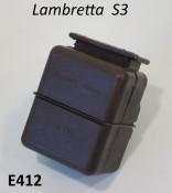 Current regulator box for Lambretta LI125 (4 pole stator plate 1962 models)