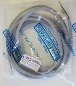CORRECT LENGTH wiring loom for Lambretta LI125 (AC / non battery / 2 wires stoplight)