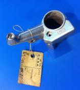 Original NOS Innocenti handlebar throttle + front brake support Lambretta Lui 50C