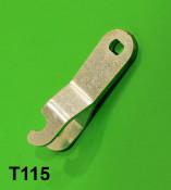Front brake operating arm (on hub)