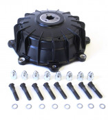 Casa Performance 'Octopus' 8 stud reinforced rear hub (+ fasteners) for standard type layshaft