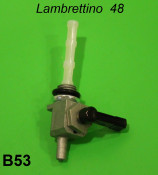 Petrol tap Lambrettino 48