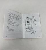 Owners manual Lambretta TV175 S2