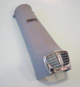 Front horncover + grille for Lambretta LI S3 + Serveta