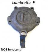 Original NOS Innocenti engine cover plate for Lambretta F