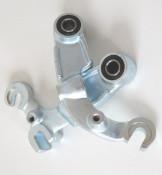 Pair of disc brake type fork links for Lambretta TV175 + SX200 models