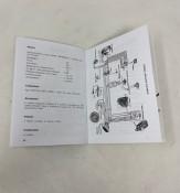 Owners manual Lambretta LI150 S2